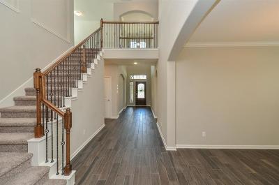 Katy Single Family Home For Sale: 23810 Providence Glen Trail