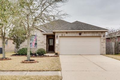 Dickenson, Dickinson Single Family Home For Sale: 3222 Granite Gate Lane