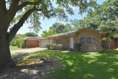 Houston Single Family Home For Sale: 5534 Jackwood Street