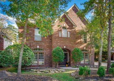 Spring Single Family Home For Sale: 50 E Shadowpoint Circle