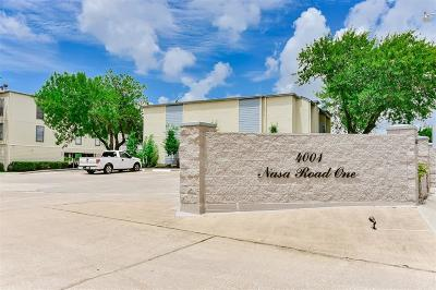 Condo/Townhouse For Sale: 4001 Nasa Parkway #228