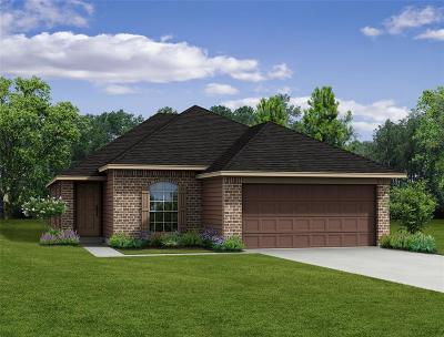 Conroe TX Single Family Home For Sale: $178,700