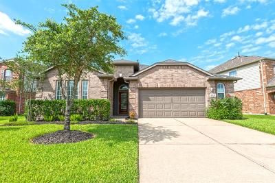 Katy TX Single Family Home For Sale: $265,500