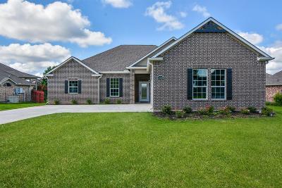 Single Family Home For Sale: 5429 Zephyr Lane