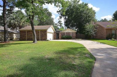 Humble TX Single Family Home For Sale: $134,900