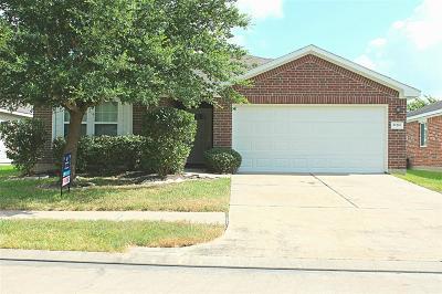 Katy Single Family Home For Sale: 21526 N Boundary Peak Way