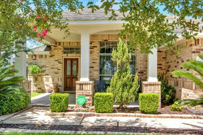 Richmond Single Family Home For Sale: 23818 Fairport Harbor Lane
