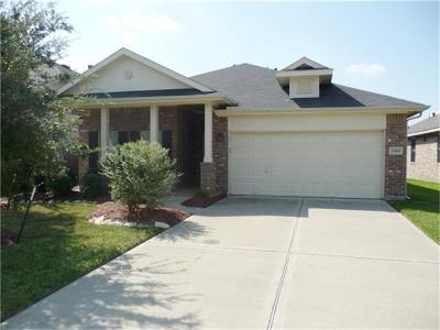 Cypress Single Family Home For Sale: 16803 Tranquility Park Drive