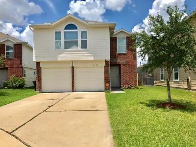 Houston Single Family Home For Sale: 8515 Bartletts Harbor Court