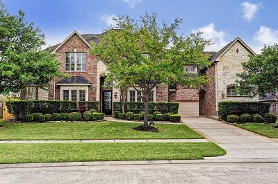 Friendswood Single Family Home For Sale: 316 Northcliff Ridge Lane