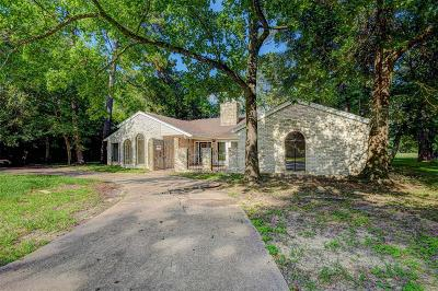 Conroe Single Family Home For Sale: 477 Brandon Road