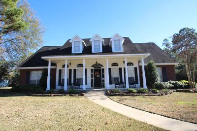 Montgomery Single Family Home For Sale: 18443 Hills Lake Court