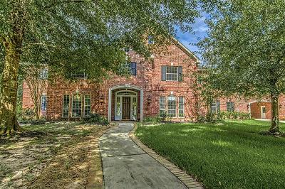 Kingwood Single Family Home For Sale: 15 Enchanted Woods Drive