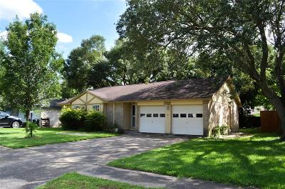 Friendswood Single Family Home For Sale: 16130 Barcelona Drive