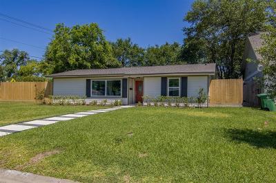 Houston Single Family Home For Sale: 1748 Nina Lee Lane