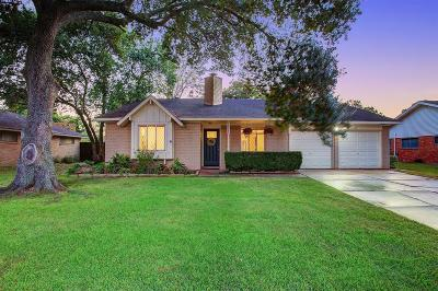 Houston Single Family Home For Sale: 10922 Hillcroft Street