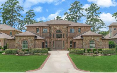 The Woodlands Single Family Home For Sale: 15 Player Vista Place