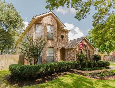 Missouri City Single Family Home For Sale: 4102 Palmer Plantation Drive