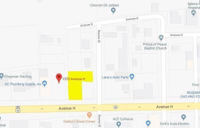 Rosenberg Residential Lots & Land For Sale: 1325 Avenue H