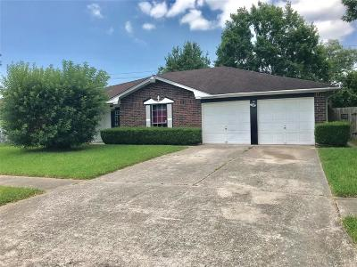 Webster Single Family Home For Sale: 2511 Heritage Colony Drive