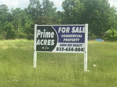 Houston Residential Lots & Land For Sale: 6226 E Tidwell Road