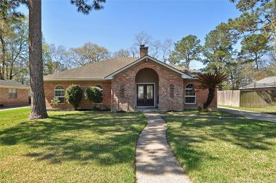 Kingwood Single Family Home For Sale: 3031 Evergreen Glade Drive