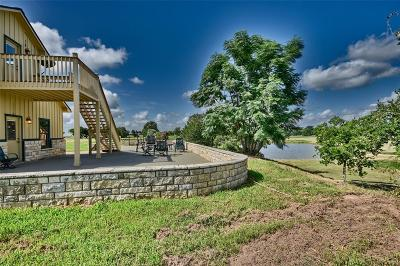 Navasota Farm & Ranch For Sale: 7911 River Haven Drive
