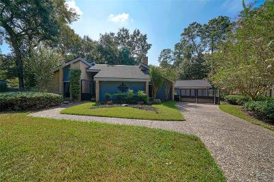 Houston Single Family Home For Sale: 2906 Redwood Lodge Drive