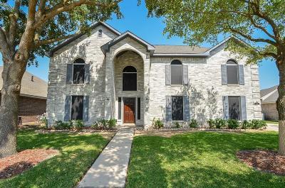 Pasadena Single Family Home For Sale: 3715 Still Creek Road