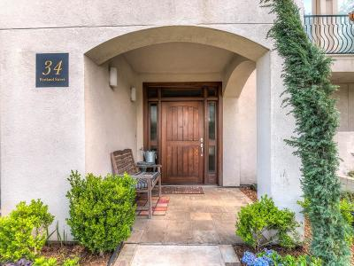 Condo/Townhouse For Sale: 34 Portland Street