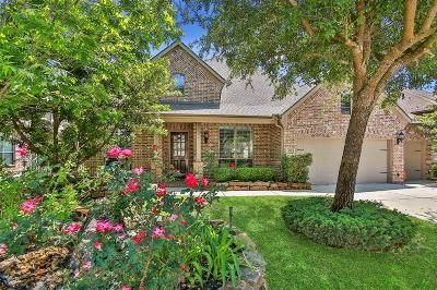 The Woodlands Single Family Home For Sale: 126 N Almondell Circle