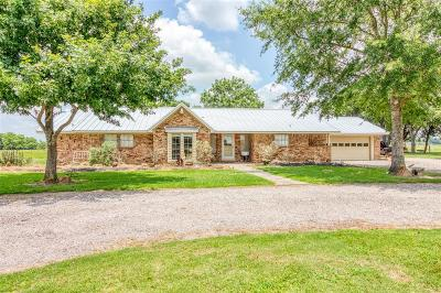 Waller Farm & Ranch For Sale: 35310 Bell Road
