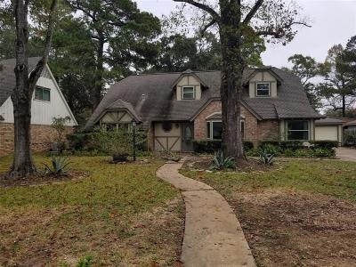 Cypress Single Family Home For Sale: 12610 Pine Bough Lane