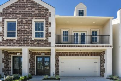Spring Condo/Townhouse For Sale: 3227 Harmony Creek Lane