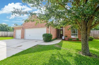 Katy Single Family Home For Sale: 2406 Deercreek Circle