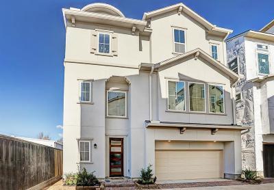 Houston Single Family Home For Sale: 2613 Fountain Key Boulevard