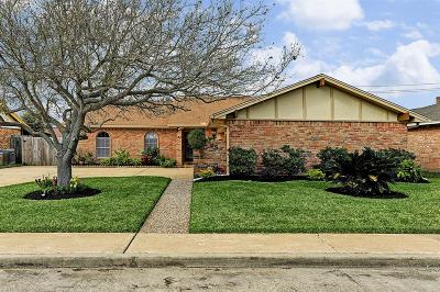 Galveston Single Family Home For Sale: 45 W Dansby Drive