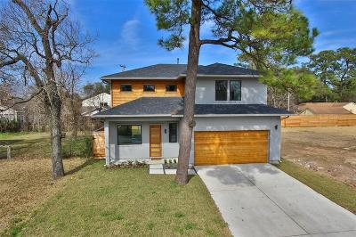Houston Single Family Home For Sale: 315 Milwaukee