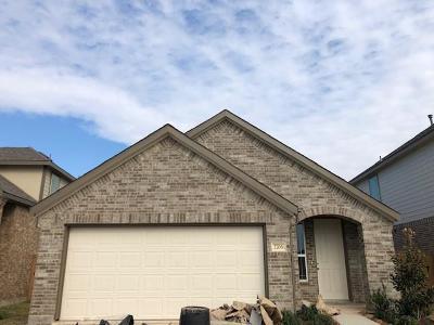 Texas City Single Family Home For Sale: 2706 Bernadino Drive