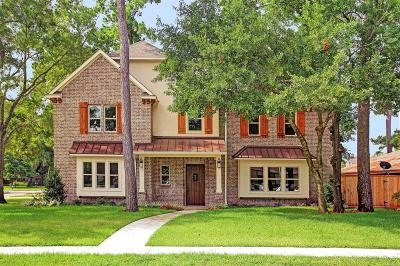 Houston Single Family Home For Sale: 8303 Waterbury Drive