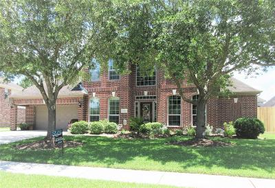 League City Single Family Home For Sale: 209 Whitehall Circle