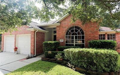 Kingwood Single Family Home For Sale: 21513 Kingdom Edge