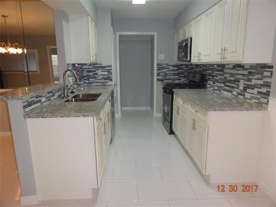 Missouri City Single Family Home For Sale: 11819 S Nottingham Circle
