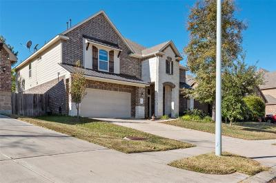 Conroe Single Family Home For Sale: 126 Meadow Landing Drive
