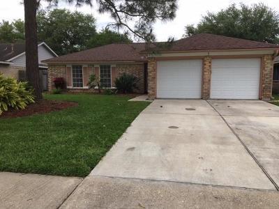 Webster Single Family Home For Sale: 427 E Elder Vista Drive