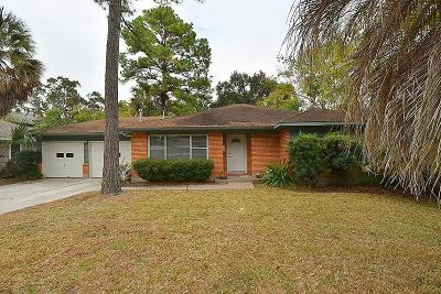 Houston Single Family Home For Sale: 3114 Norris Drive