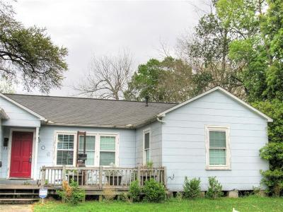 Single Family Home For Sale: 906 Leavins Street