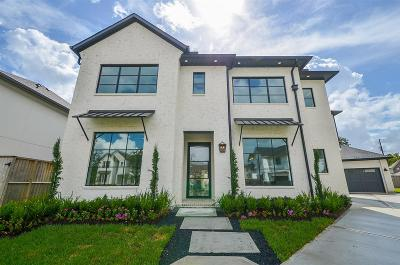 Houston Single Family Home For Sale: 8867 Butcher Court
