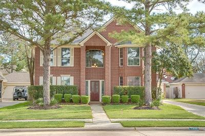 Houston Single Family Home For Sale: 7906 Feather Springs Drive