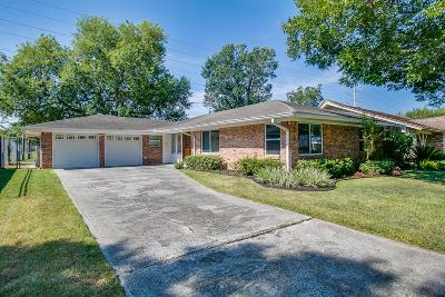 Houston Single Family Home For Sale: 6759 Cindy
